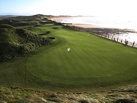 Golf à Doonbeg
