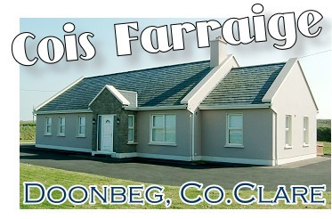 Vacation Rental Doonbeg